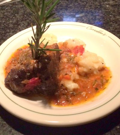 A Taste of Italy for $15 at Carrabba's Italian Grill: Festa Di Carrabba