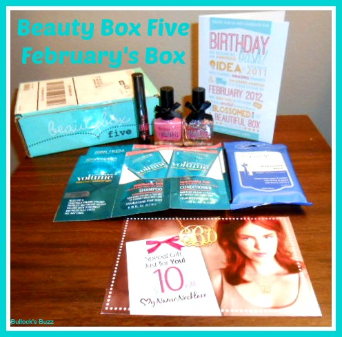 BeautyBoxFiveFebReview6