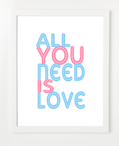all_you_need_is_lovebirdave_modern_art_large