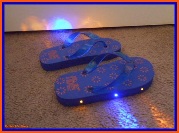 Flik Flops Review2 Lights On