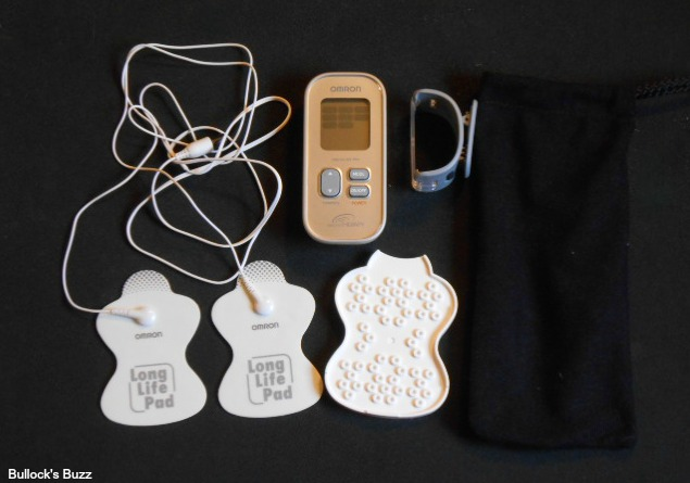 Omron Pain Relief Pro Tens Unit Review Drug Free Pain