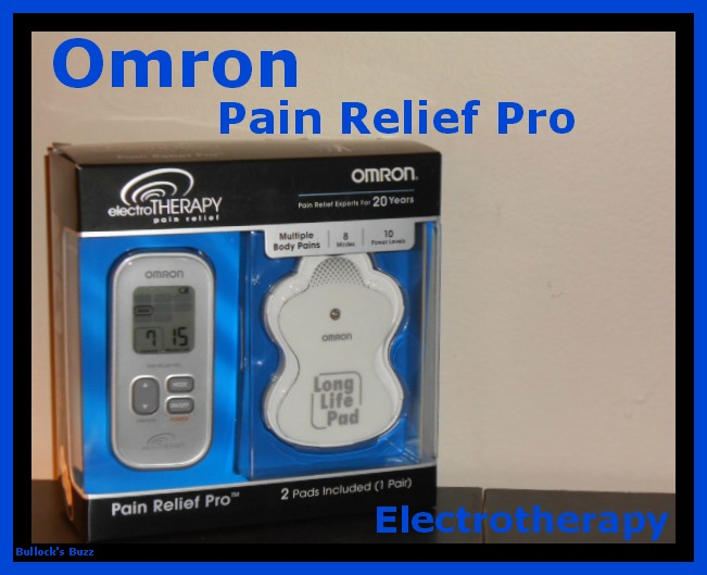 Omron Pain Relief Pro TENS Unit Review ~ Drug-Free Pain Relief