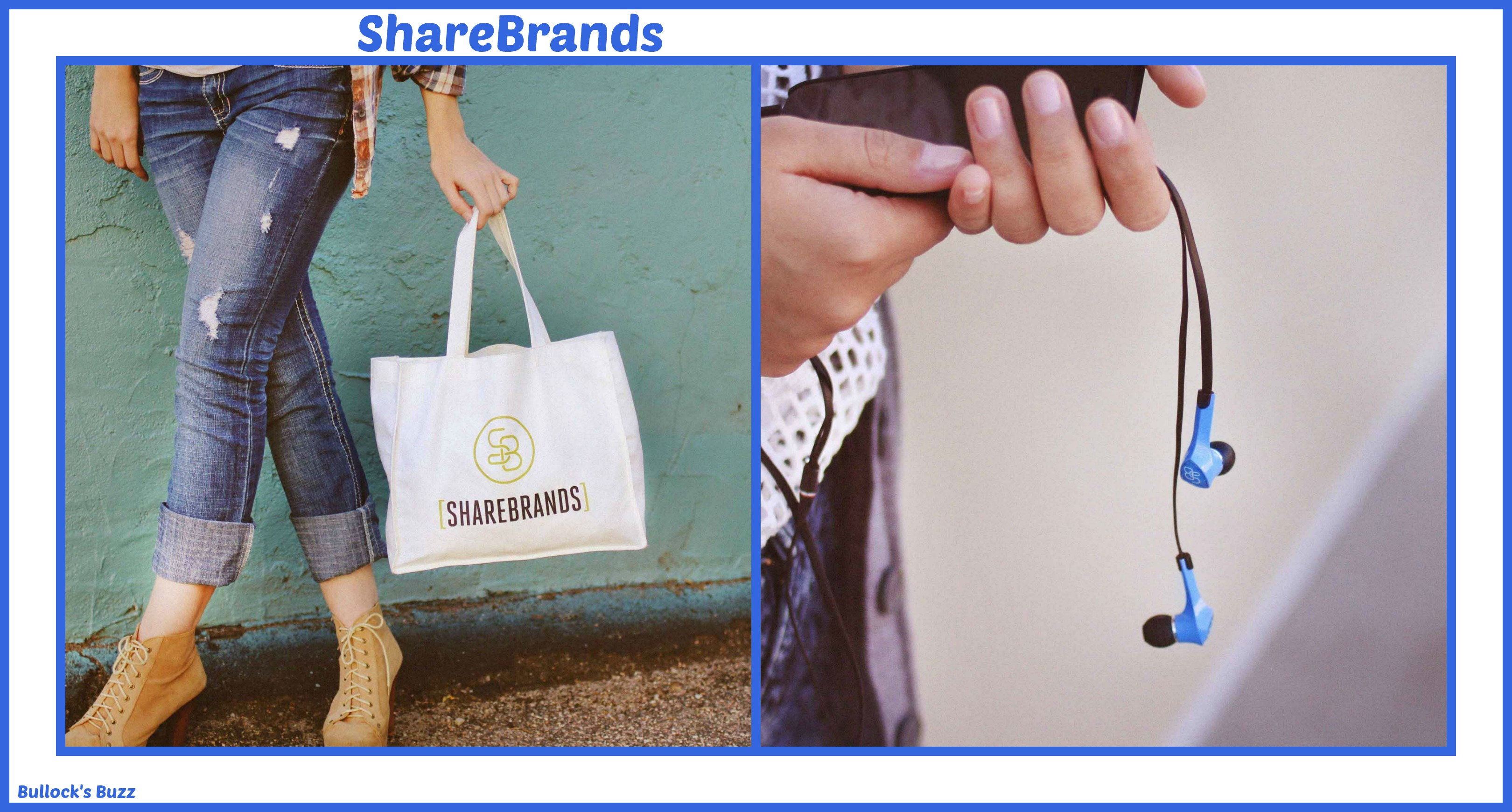 Catenya Smart Sun Travel Style Solutions ShareBrand Tote and Earbuds