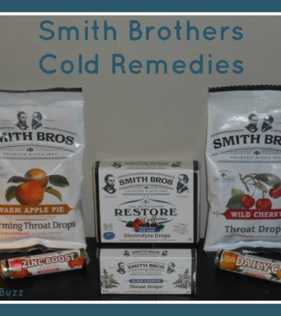 Smith Brothers Cold Season Remedies: New and Improved!