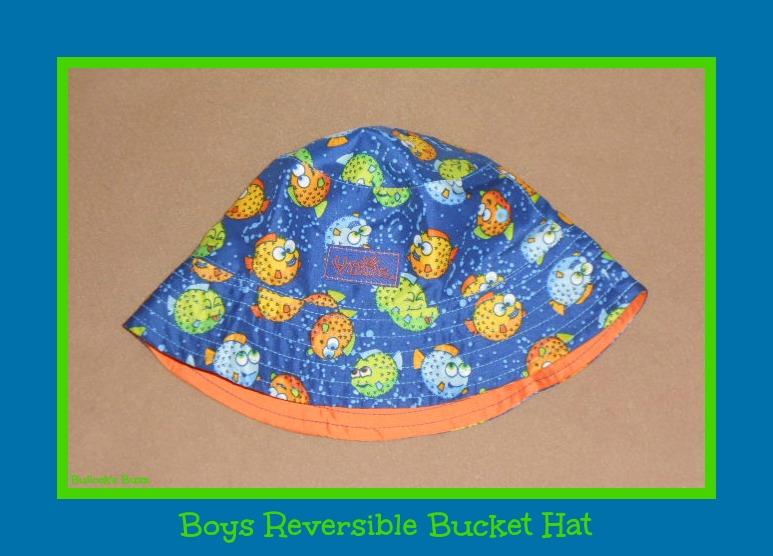 UV Skinz Sun Wear Review5 Boys Bucket Hat