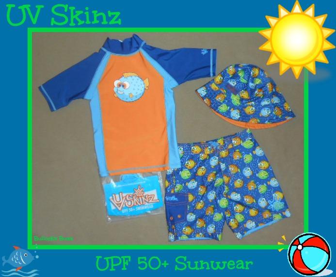 UV Skinz Sun Wear Review Boys Combo