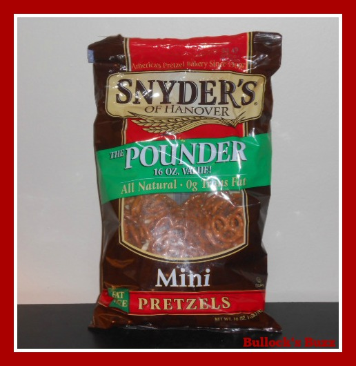 Wholly Guacamole and Snyders of Hanover Pretzels Review7