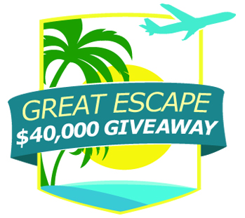 Enter for a Chance to Win $10,000 in The NEW Nutrisystem Great Escape $40,000 Giveaway!