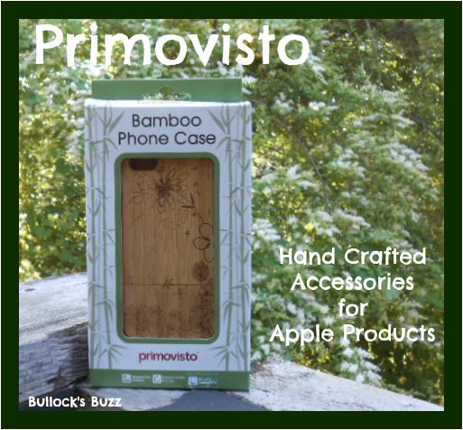 My Primovisto iPhone Case and The Beauty of Bamboo