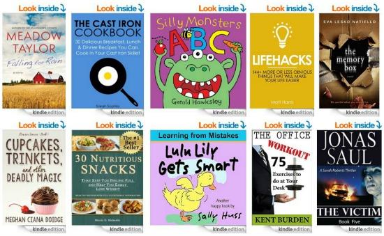 10 Free Kindle Books 7-30-14 (1)