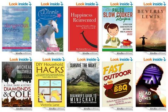 10 Free Kindle Books 8-2-14 (1)