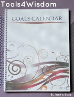 Tools4Wisdom Calendar Planner and Goals Journal Review