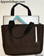 ApparelnBags.com – Port Authority Ladies Laptop Tote