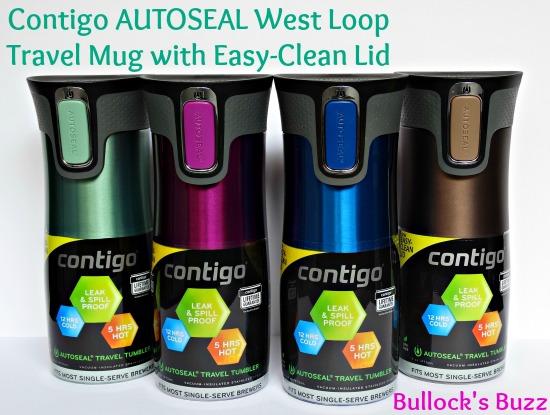 Contigo Autoseal West Loop Stainless Steel Travel Mug Review
