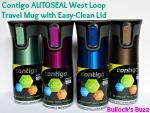 Contigo Autoseal West Loop Travel Mug + Giveaway! #BestGotBetter