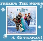 Frozen: The Songs Available Sept. 30 + A Giveaway! #disneymusic