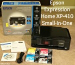 Epson Expression Home XP-410 Small-in-One Printer – Review