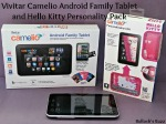 Vivitar Camelio Android Family Tablet Review: Kid-Friendly