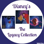 The Legacy Collection by Walt Disney Records + A Giveaway!