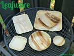 Leafware: Eco-Friendly Serveware Made from Palm Leaves