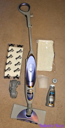 Shark Pro Steam And Spray Mop Cleans And Sanitizes