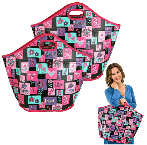 The Pink Ribbon Shop is your one-stop shop for everything pink ribbon. We carry a unique and extensive line of breast cancer awareness pink ribbon products! We continually search our suppliers' inventories for the latest and most popular breast cancer awareness items.