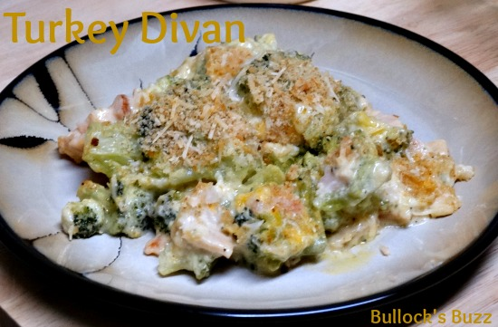 Turkey divan recipe and hellmann 39 s leftoverfriday for Divan turkey