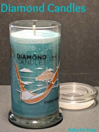 Diamond Candles 5000 Ring