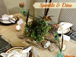 Sparkle and Dine Table Styling Kits – Feather Frenzy