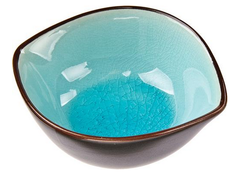 luna-bazaar-turquoise-blue-oval-ceramic-sauce-dish