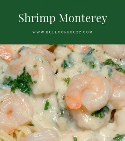 Shrimp Monterey Recipe