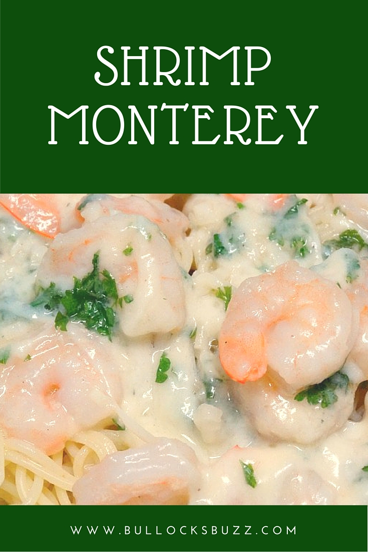 Shrimp Monterey main image