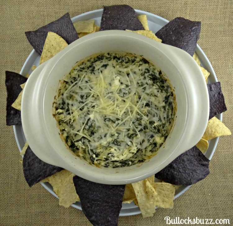 spinach and artichoke dip main image