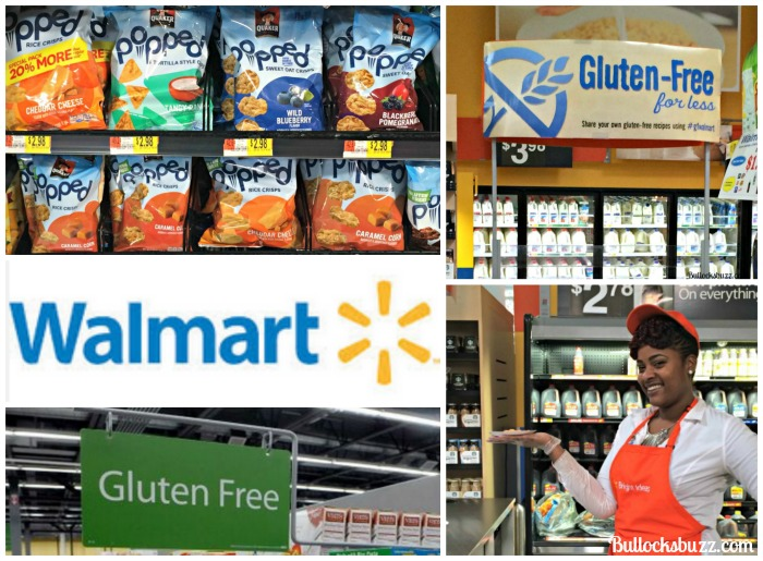 Gluten-Free Foods, Walmart and You!
