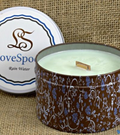 LoveSpoon Candles: Handmade Scented Soy Wax Candles