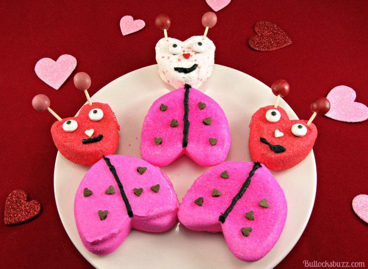Valentine's Day PEEPS Little Lovebugs