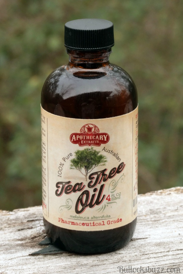 apothecary extracts tea tree oil