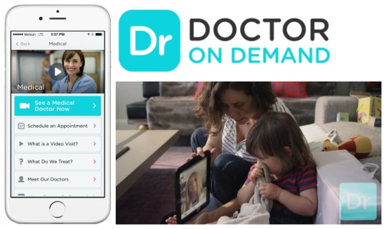 Doctor on Demand: Health Care from Home + Free First Video Visit!