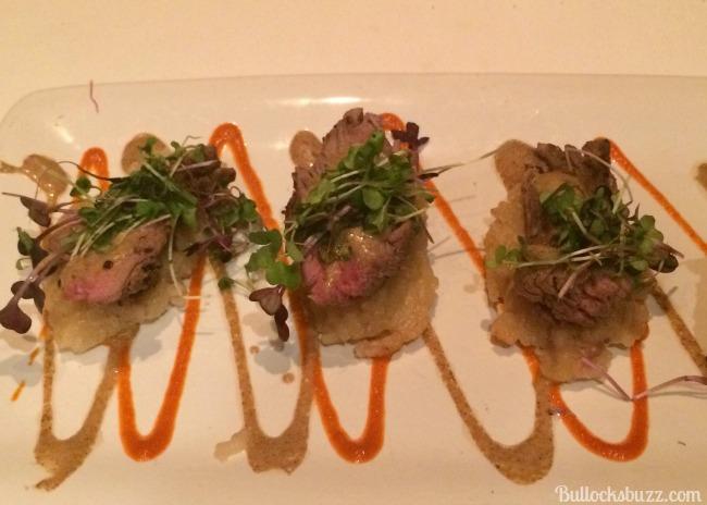fleming's steak house filet mignion