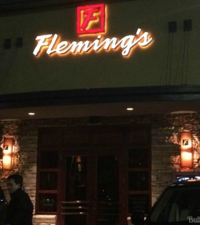 Fleming's Steakhouse: Great Date Night Restaurant in Birmingham