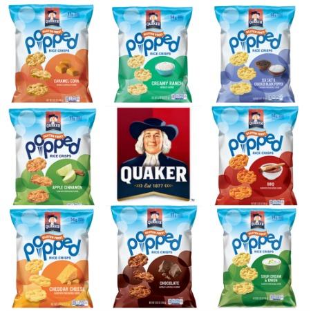 quaker popped recipes 2