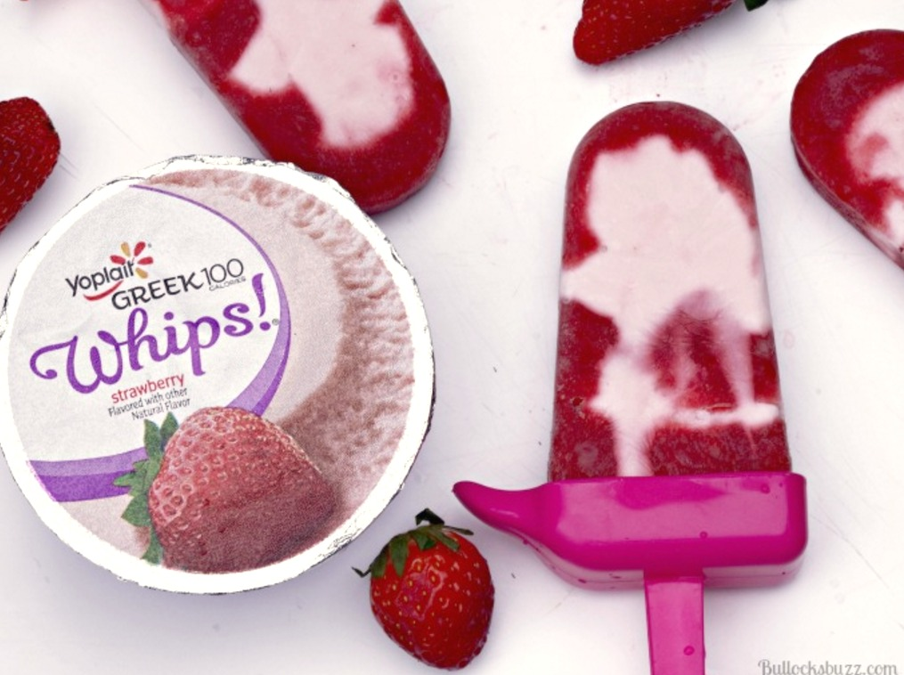 Strawberry Yogurt Paletas featured image1