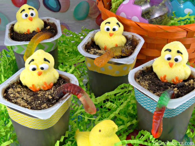 snack pack pudding easter pudding cups