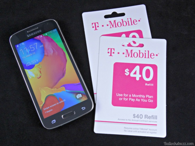 tmobile simply prepaid phone and cards