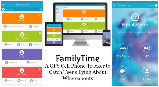 FamilyTime Review- A GPS Cell Phone Tracker to Catch Teens Lying