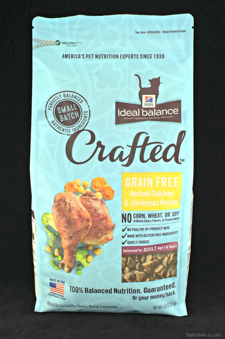 hills crafted pet food