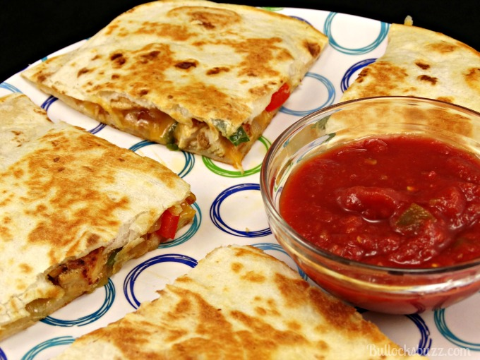 zaycon chicken chicken and cheddar quesadilla recipe