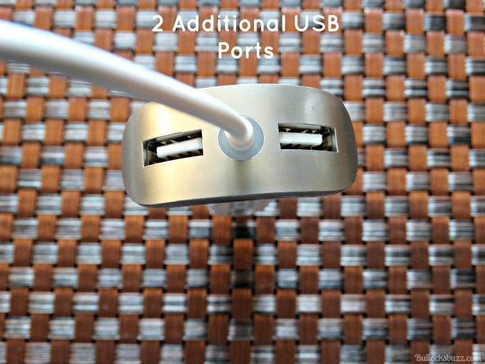 coosh additional USB ports
