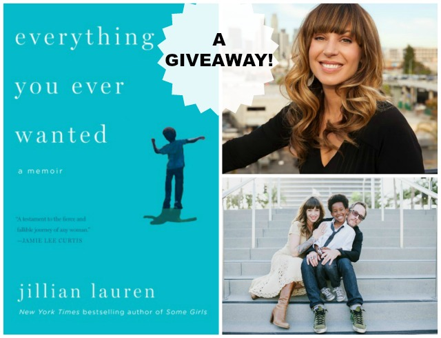 Everything You Ever Wanted: A Memoir – Win a Copy in this Giveaway!