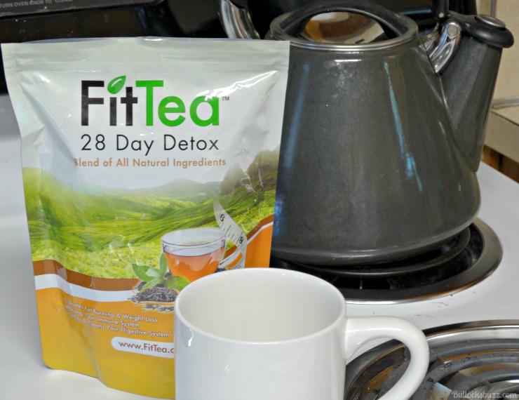 fit tea nederland